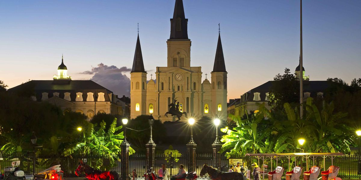 The French Quarter makes TripAdvisor's list of the world's most popular attractions