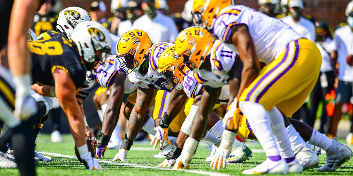 Marcus Freeman interviews for LSU defensive coordinator position