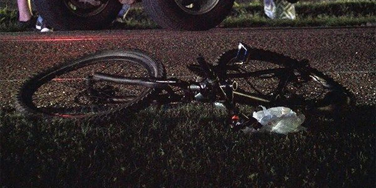 Bicyclist dies after being hit by car on Florida Blvd.