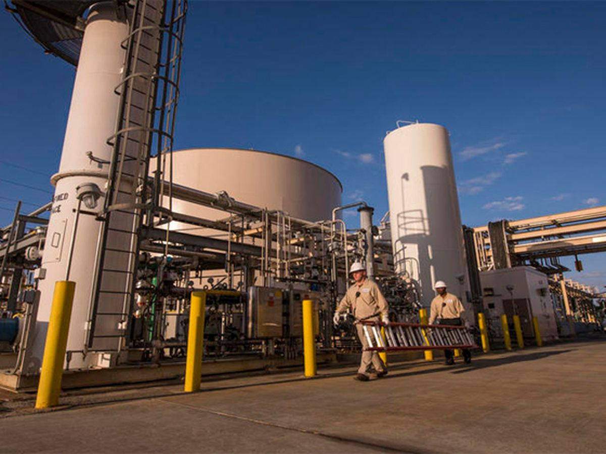 Veolia announces $40M expansion in Ascension Parish