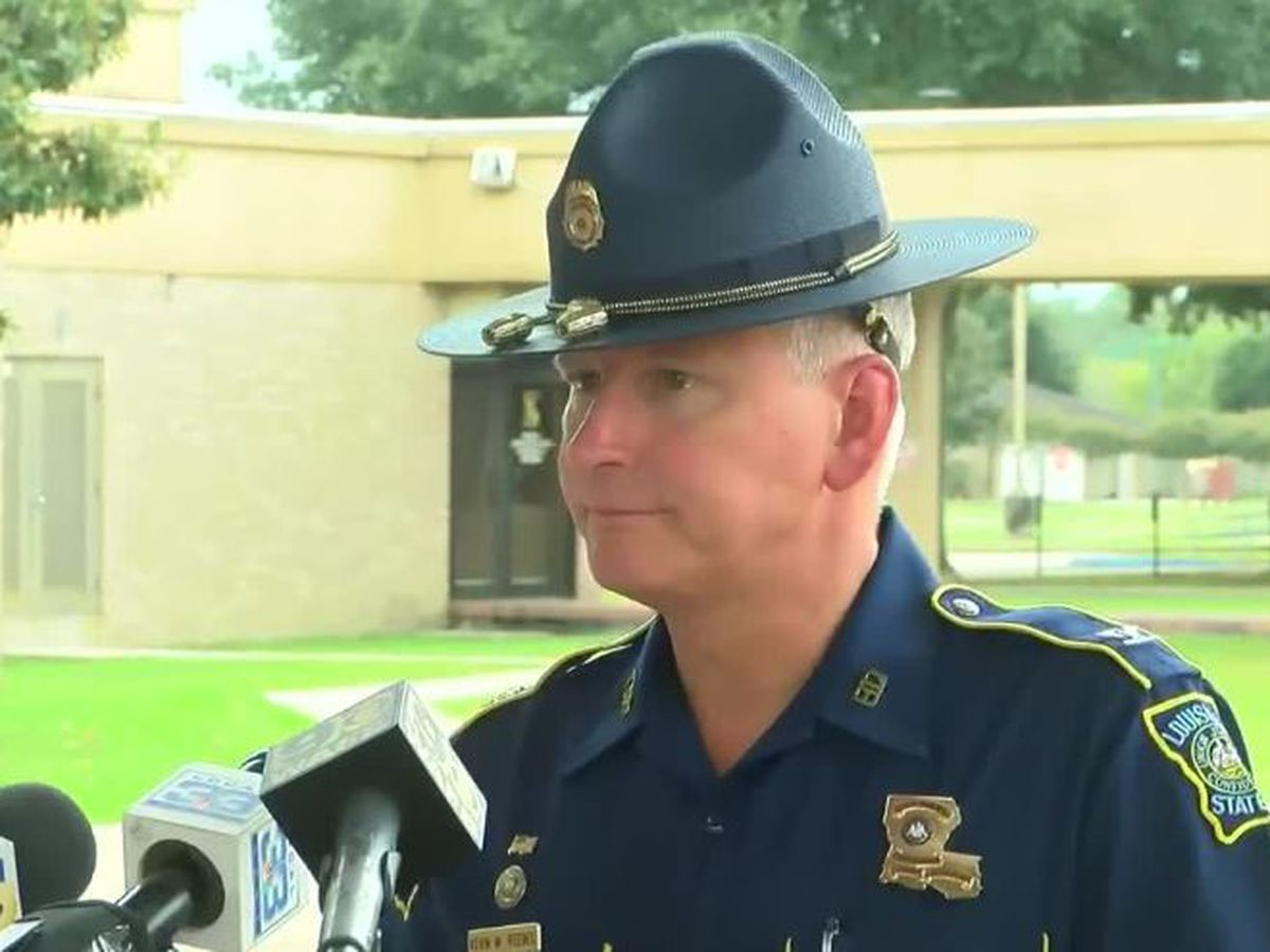 Superintendent Col. Kevin Reeves retires from Louisiana State Police, Gov. Edwards announces