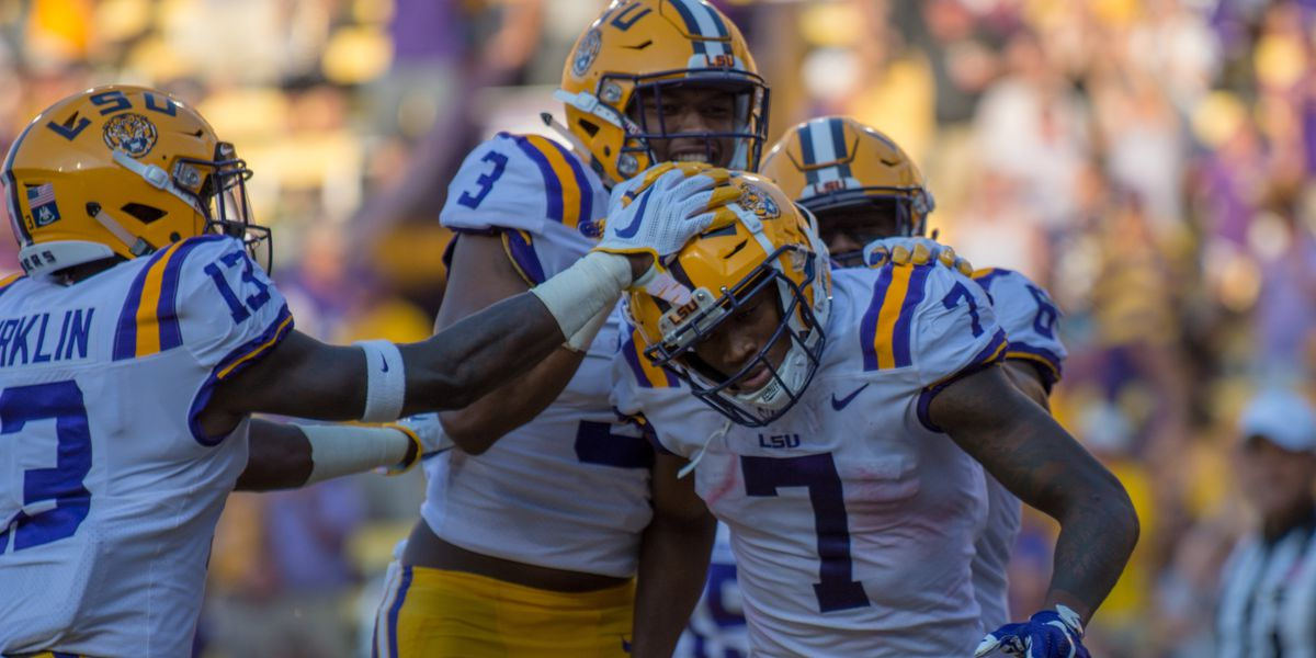 LIVE SCORING: LSU vs. Rice (42-10) 4th QTR