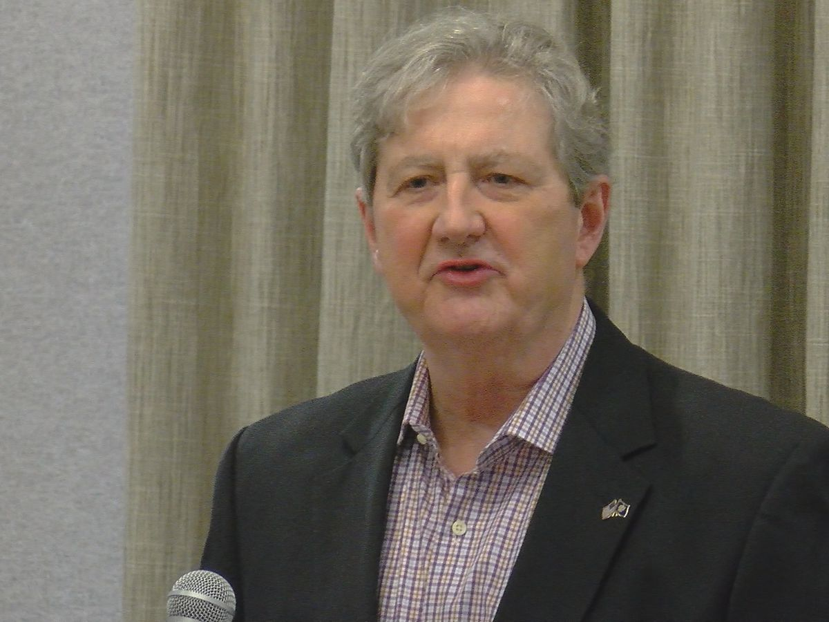 Sen. John Kennedy shares his thoughts on next coronavirus relief bill