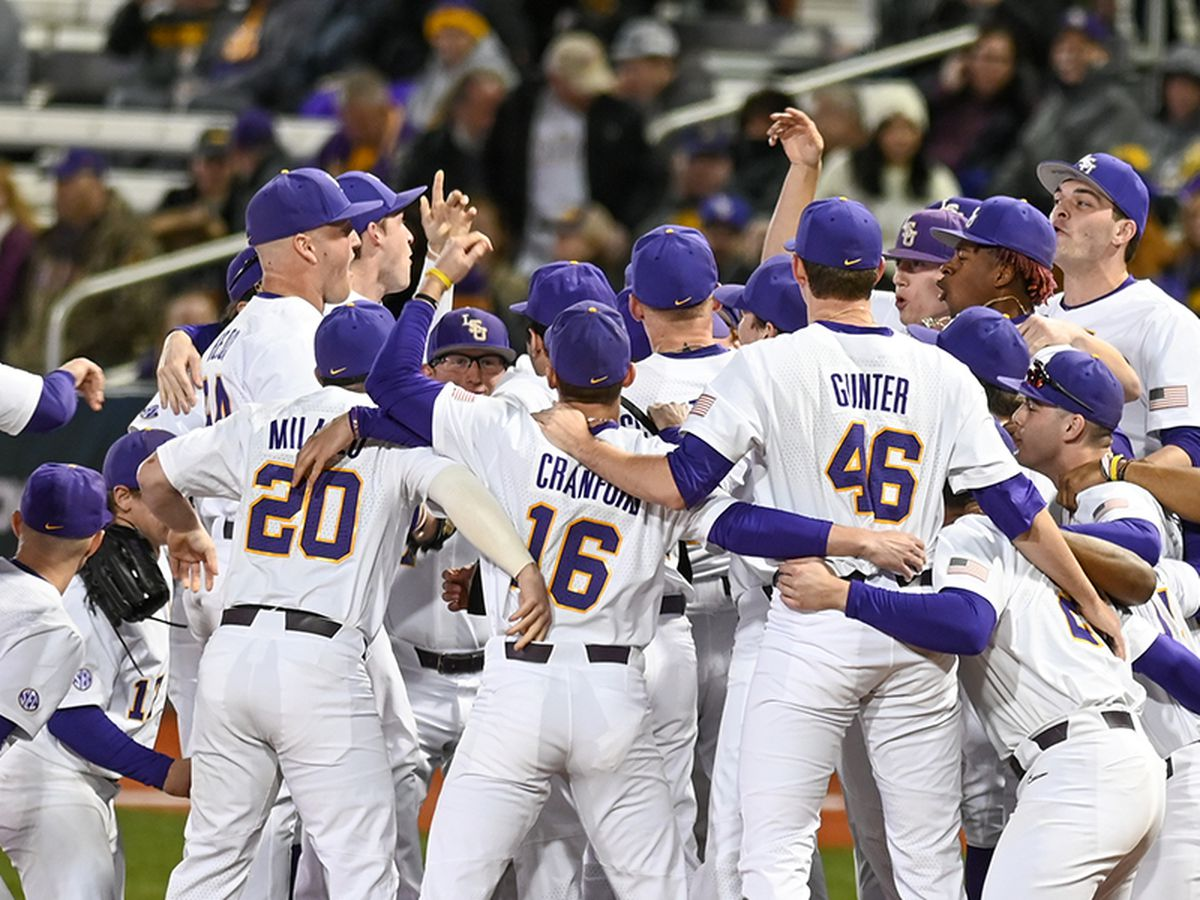 LSU earns No. 2 recruiting ranking from Baseball America