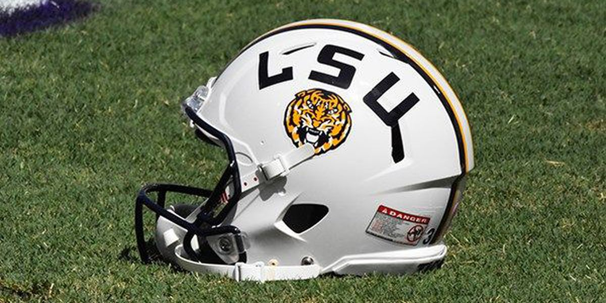 LSU sits at No. 2 in first College Football Playoffs Rankings