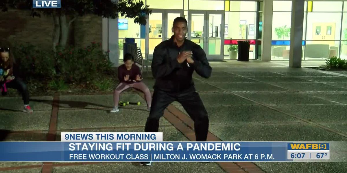 Cardio at the Pavilion: learn how to eat healthy and exercise-6am