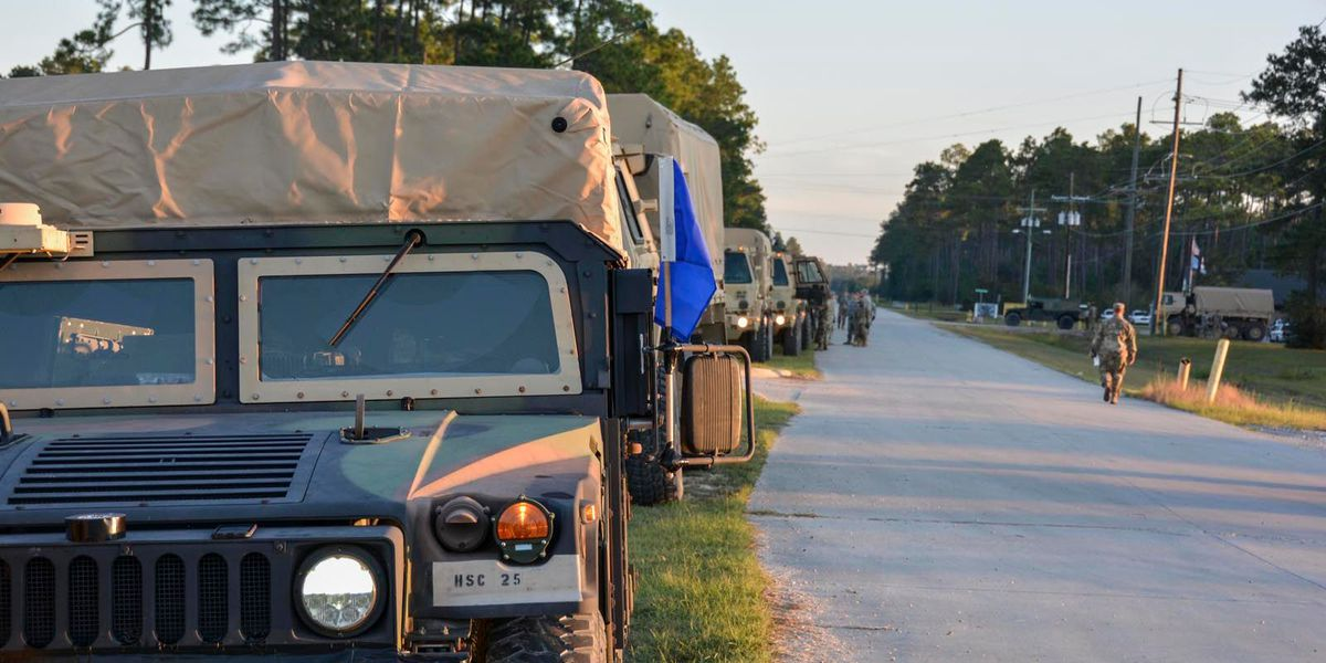 Florida cancels request for 400 Louisiana National Guard soldiers