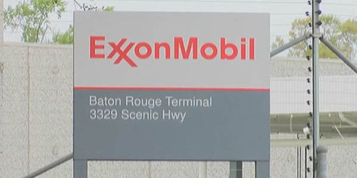 ExxonMobil announces some flaring over next few days at Baton Rouge plant