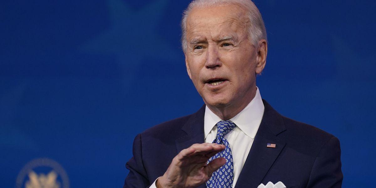 Biden's virus plan: 100 million shots just the start