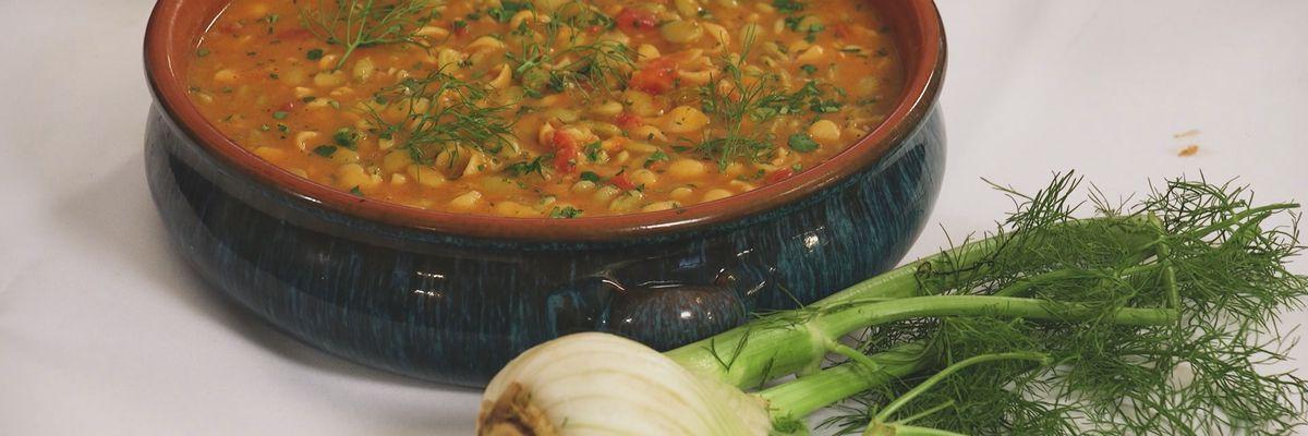St. Joseph's Fava Bean Soup