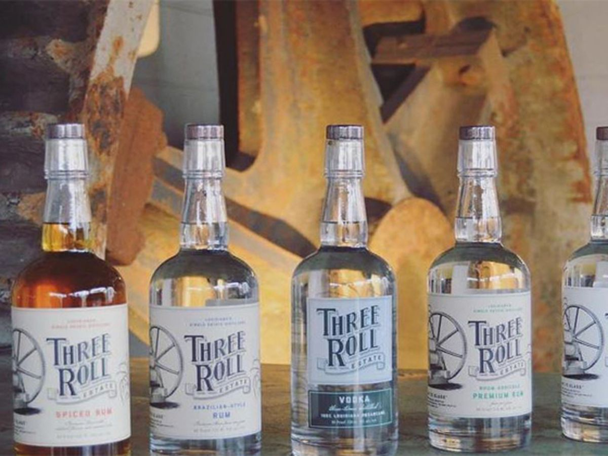 Cane Land Rum and Tasting Room is now Three Roll Estate