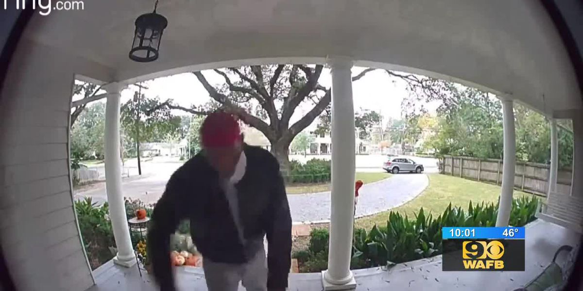 Package thieves already striking ahead of holiday season