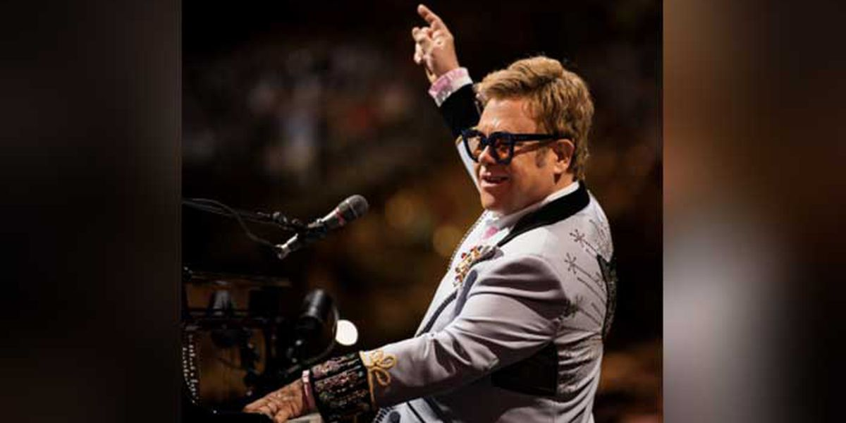 Elton John returning to New Orleans in 2020