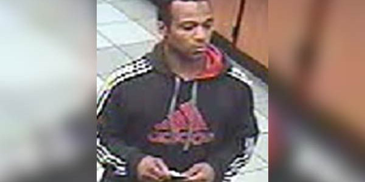Police release surveillance image of 1 of 2 robbery suspects