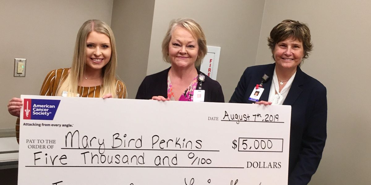 Mary Bird Perkins receives grant to address transportation needs of Baton Rouge cancer patients