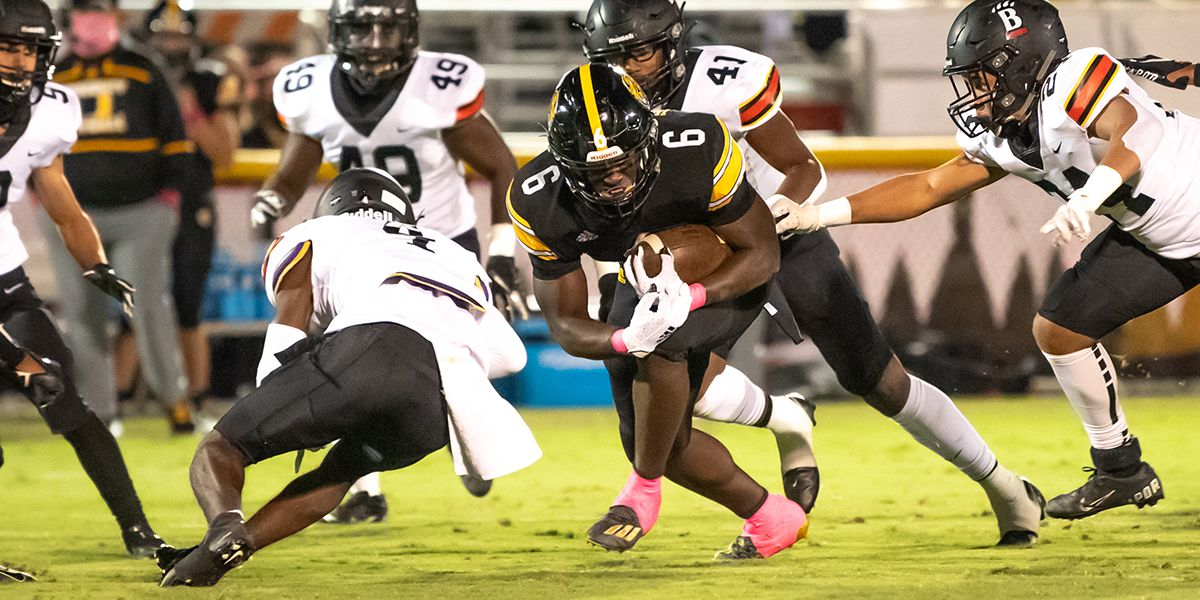 SPORTSLINE FRIDAY NITE: Week 5 Scoreboard