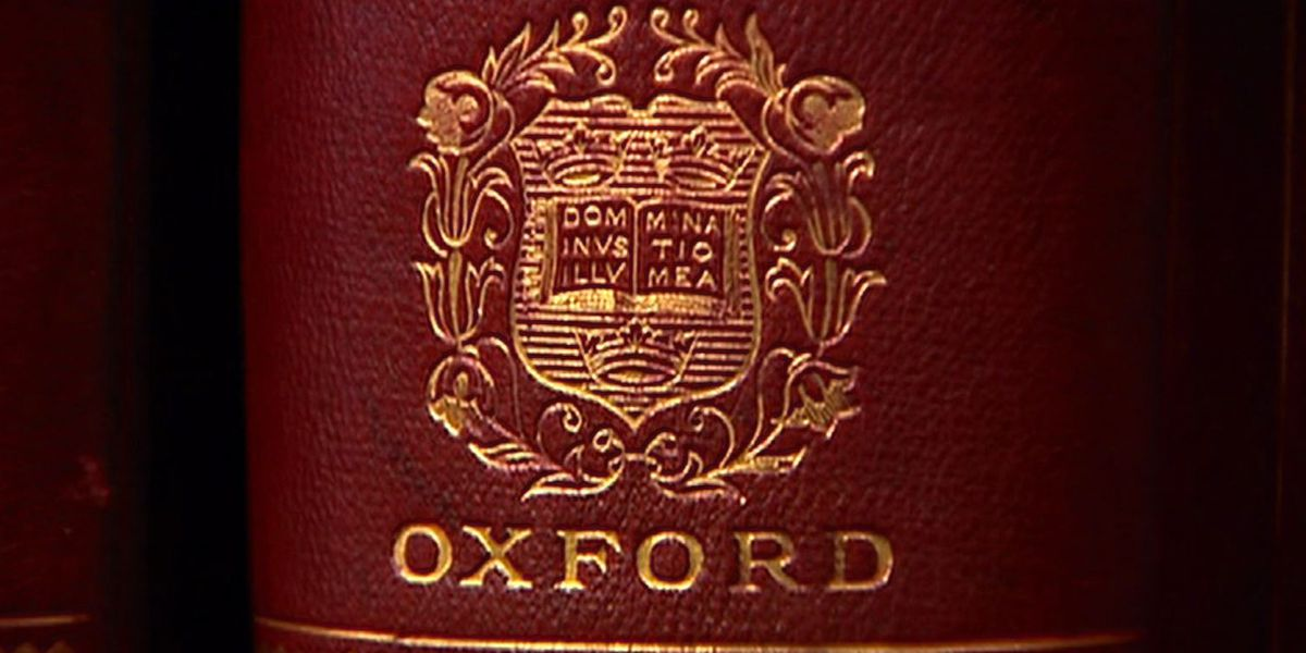 Oxford English Dictionary couldn't pick just one 'word of the year' for 2020