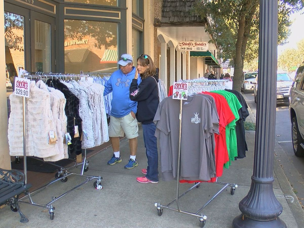 Shop Small Business Saturday in BR on Nov. 30