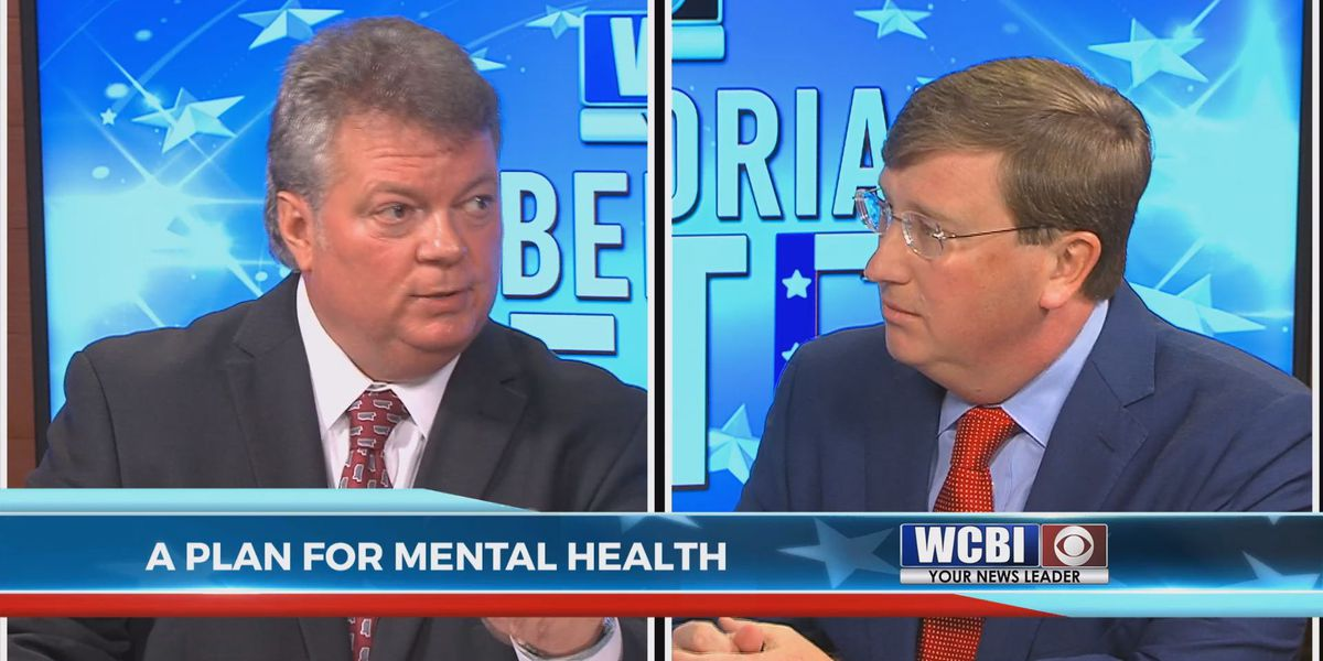 Tate Reeves and Jim Hood discuss education, taxes in second Miss. governor's debate