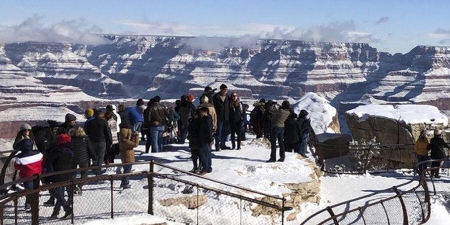 Grand Canyon museum visitors exposed for years to radiation, safety manager says