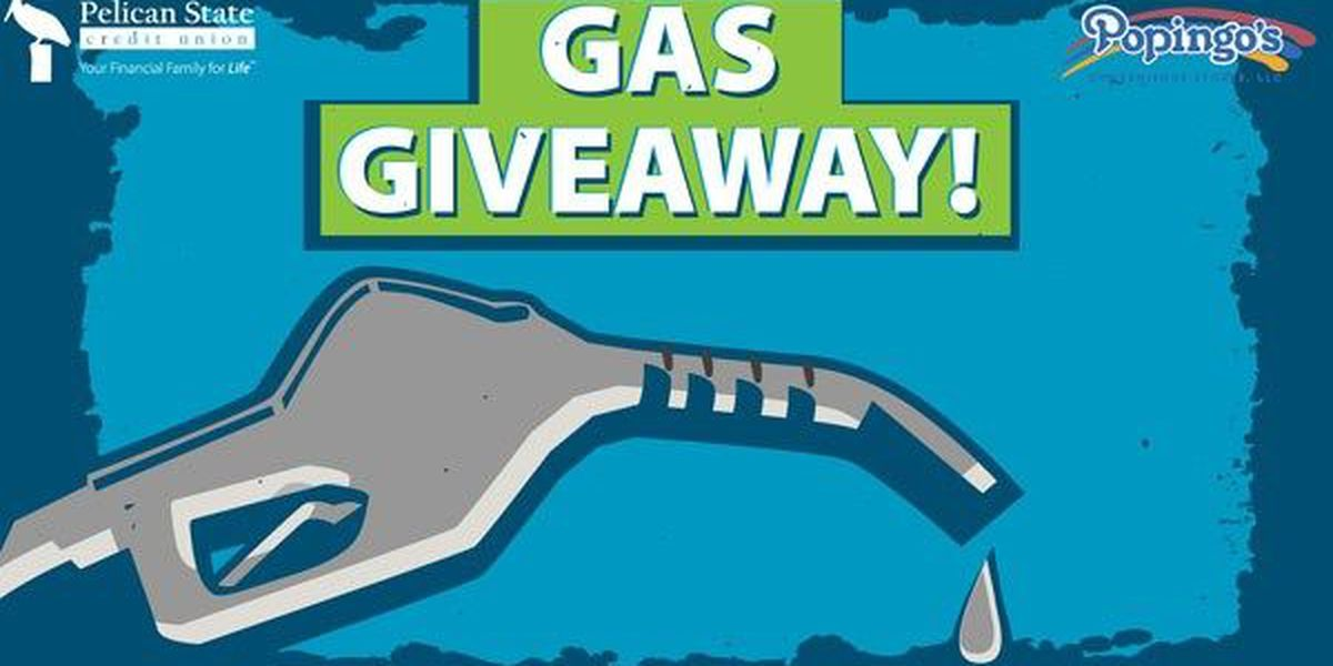 Credit union giving away free gas to promote location grand opening event