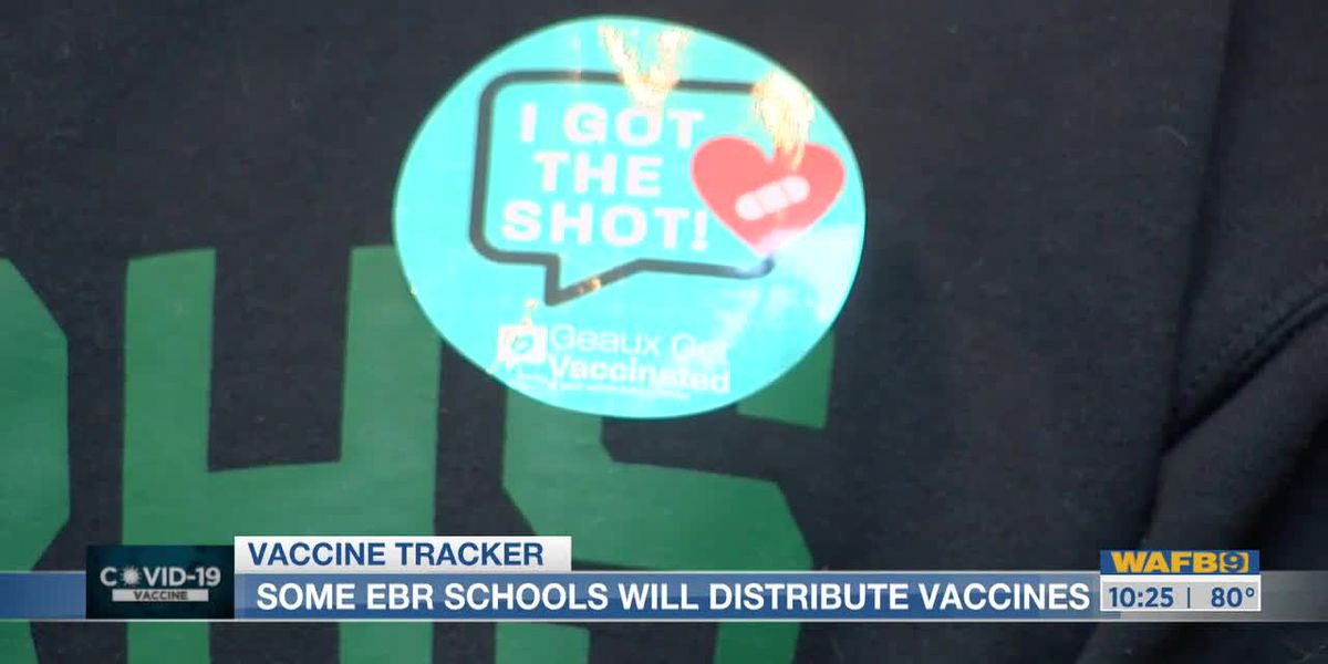 EBR launches initiatives to get eligible teens vaccinated at school