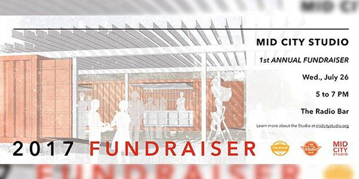 Mid City Studio schedules first ever fundraiser at Radio Bar