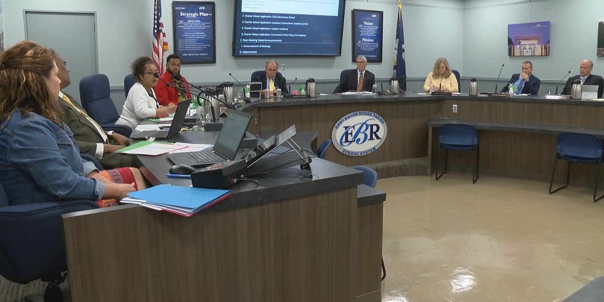 EBR school board approves two new charter school applications; some teachers not happy