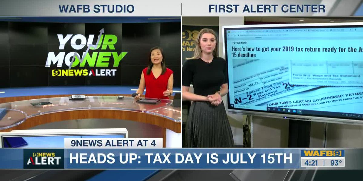 How to get your 2019 tax return ready for the July 15 deadline