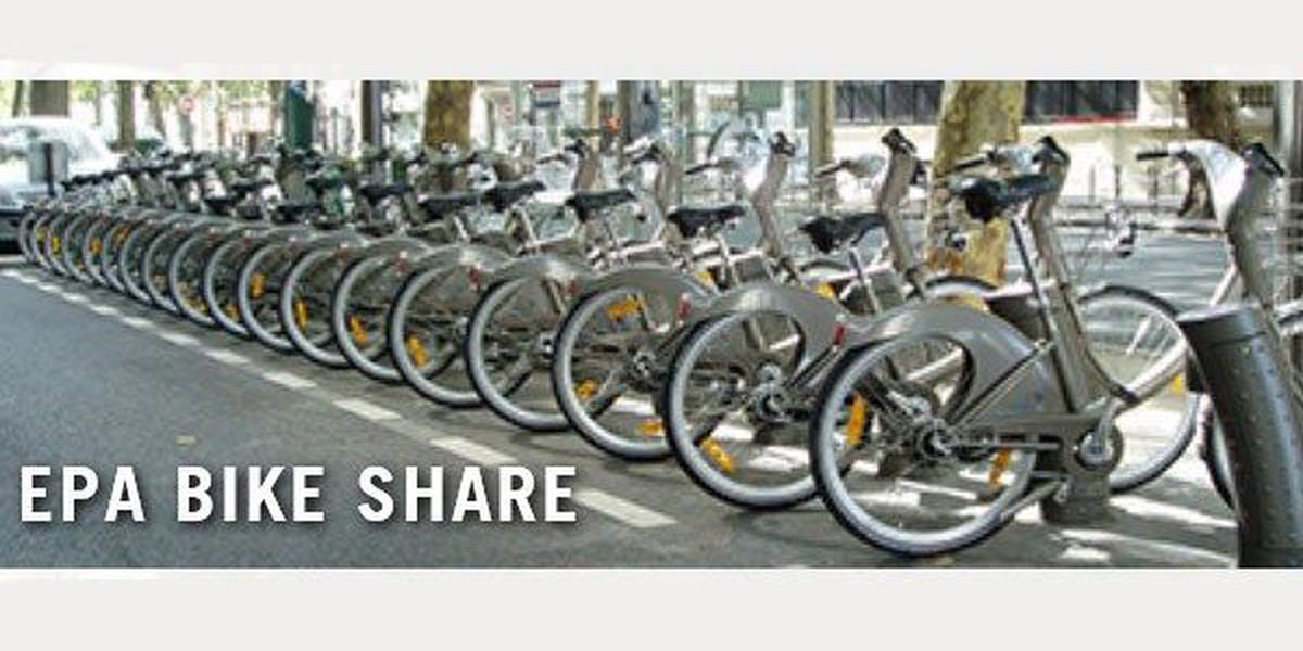 EPA releases report on possible bikeshare program in Baton Rouge