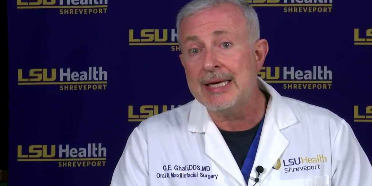 Shreveport medical school leader responds to report that he's being investigated for alleged sexism