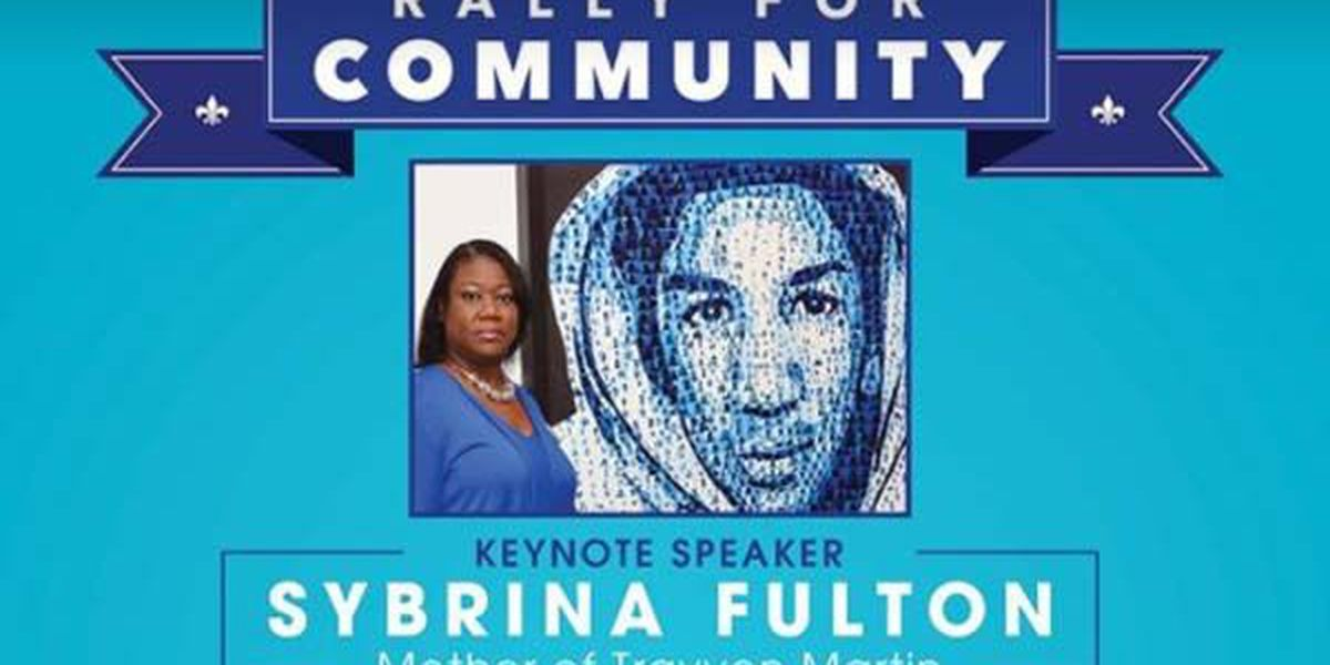 Sybrina Fulton, mother of Trayvon Martin, to speak at Southern's 'Rally for Community'