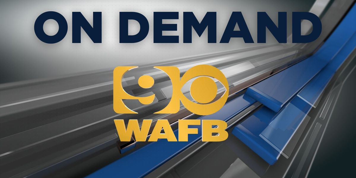 Missed watching it live? Watch WAFB's broadcast On Demand