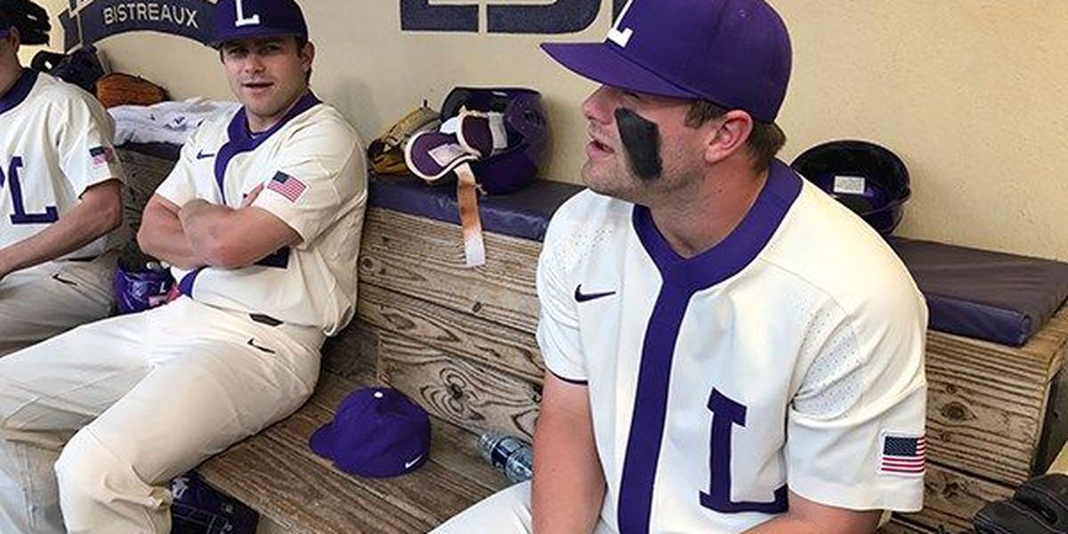 LSU uses 6-run 7th inning to rally and beat Grambling 10-3 in 'throwback' game