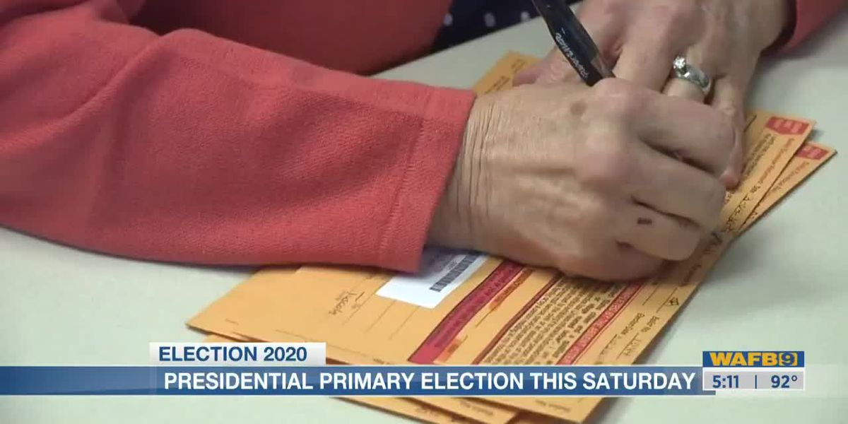 ELECTION REMINDER: Municipal races, Louisiana's Presidential Preference Saturday, July 11