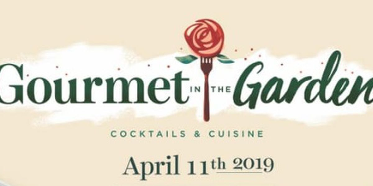 LCI & LSU AgCenter Botanic Gardens to host 'Gourmet in the Garden 2019'