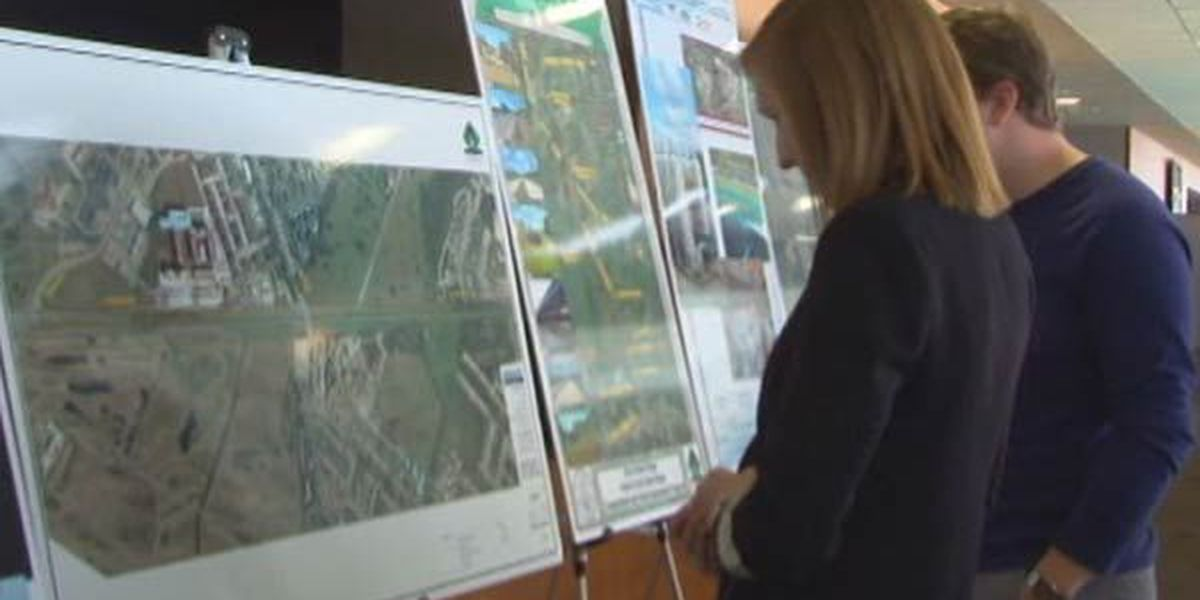 Reps hold open house on proposed I-10 interchange at Pecue Lane