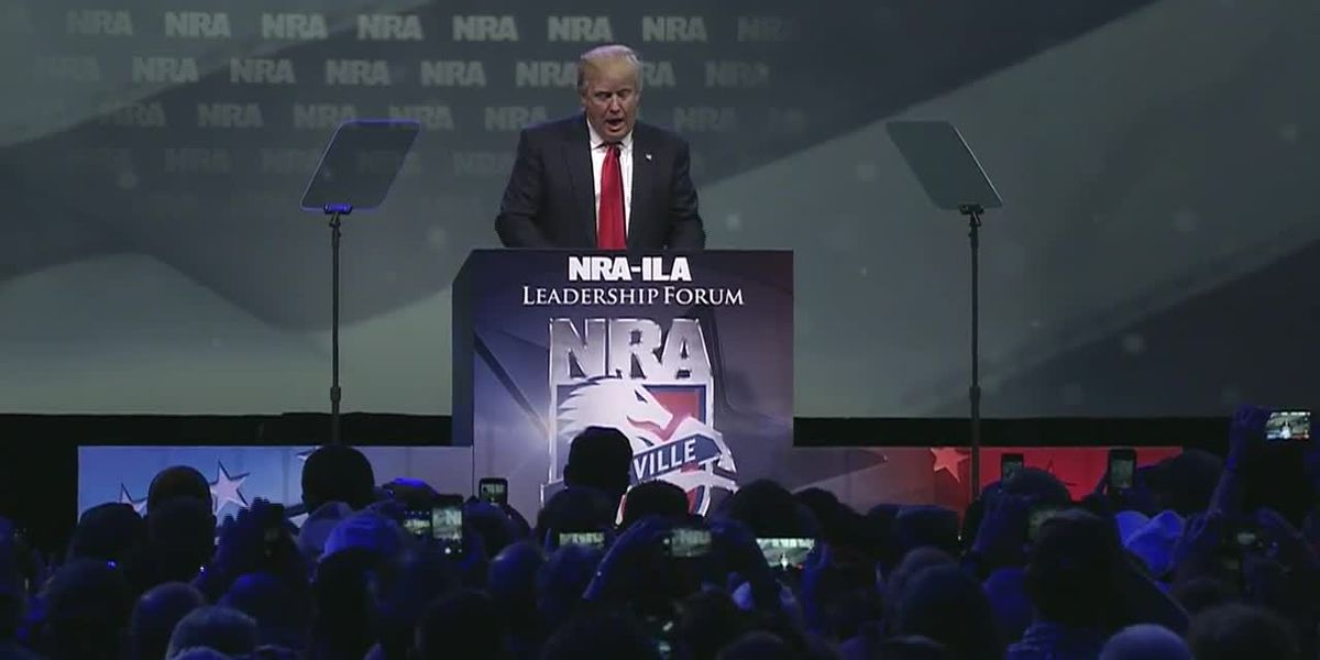 Source: Mueller investigates link between Trump campaign, NRA