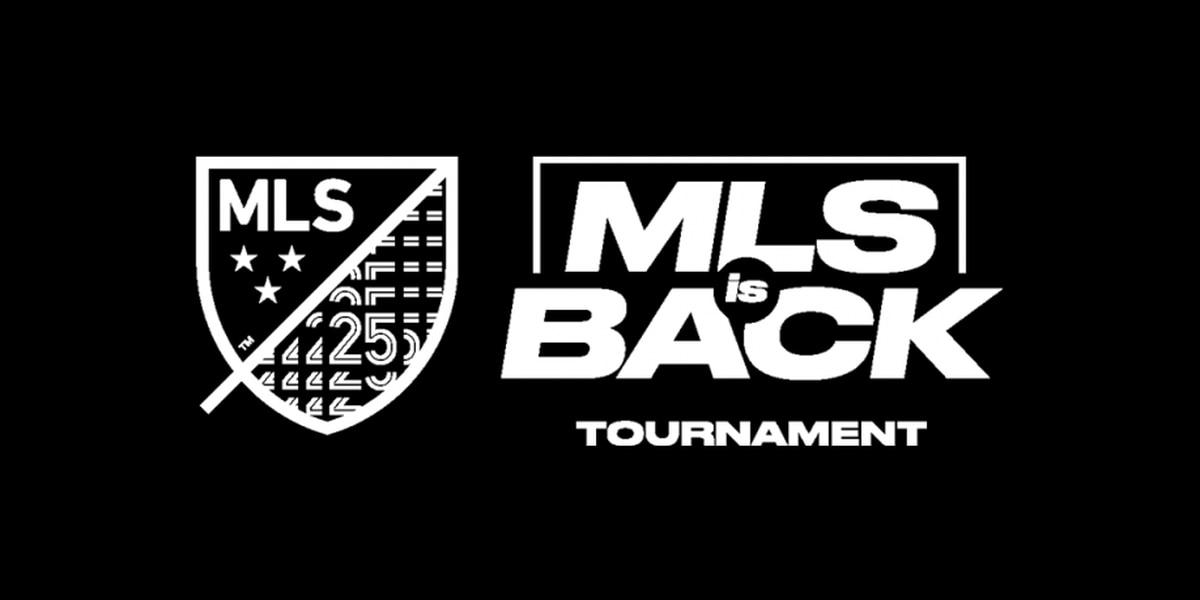 MLS to resume season with Fla. tournament starting July 8