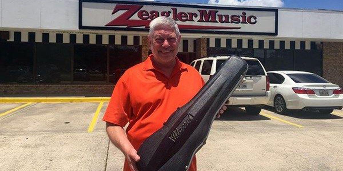 POWER OF 9: Fred Zeagler, music man