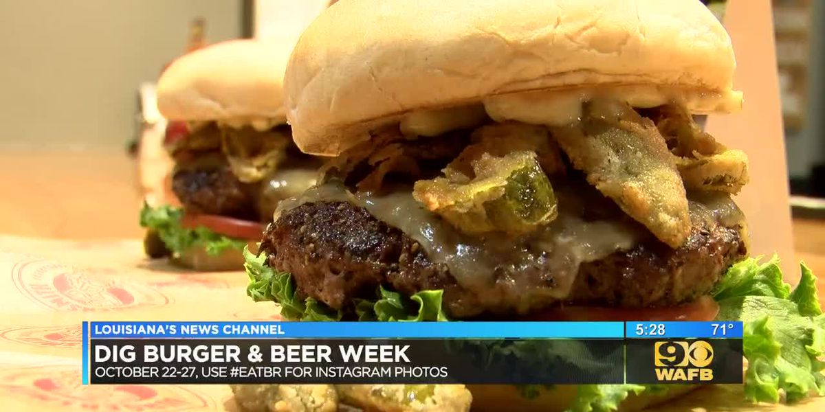 DIG Burger and Beer Week