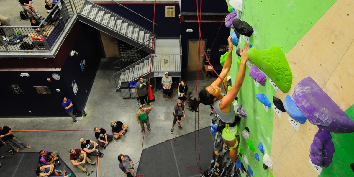 UpTown Climbing offering chance to win prizes for food donations