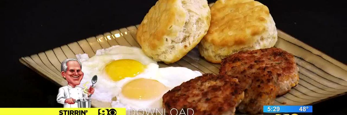 Stirrin' It Up: Pork and Yam Breakfast Sausage (Nov. 15, 2018)