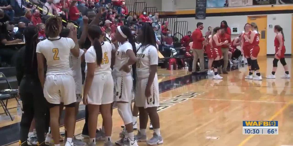 St. Joseph's Academy vs Scotlandville - Girls' Quarterfinal Hoops