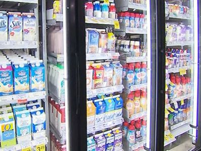 Plant-based milk not good for young kids, experts say