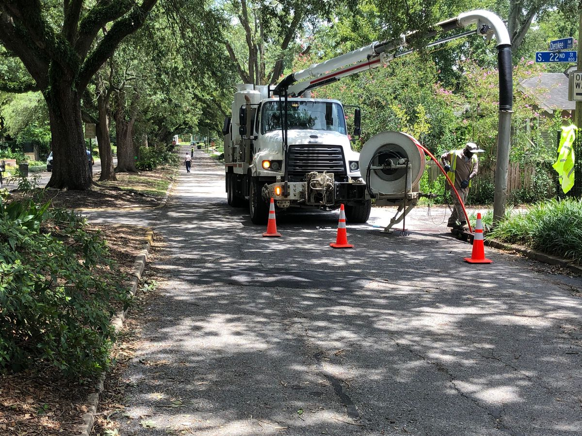 EBR officials working to tackle clogged sewers