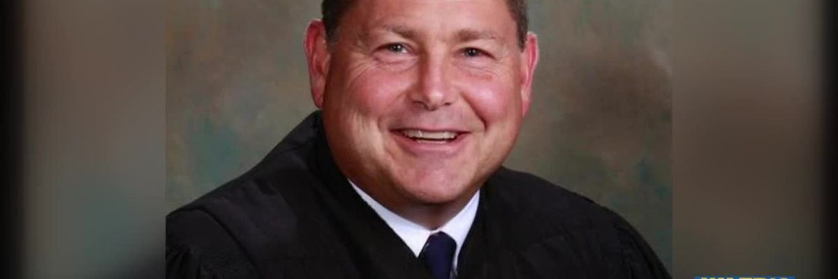Judge hospitalized with COVID-19 qualifies for election; family says he's doing better