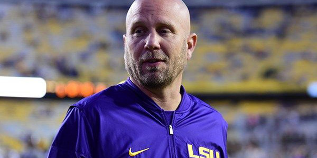 LSU and offensive coordinator Matt Canada parting ways, sources say