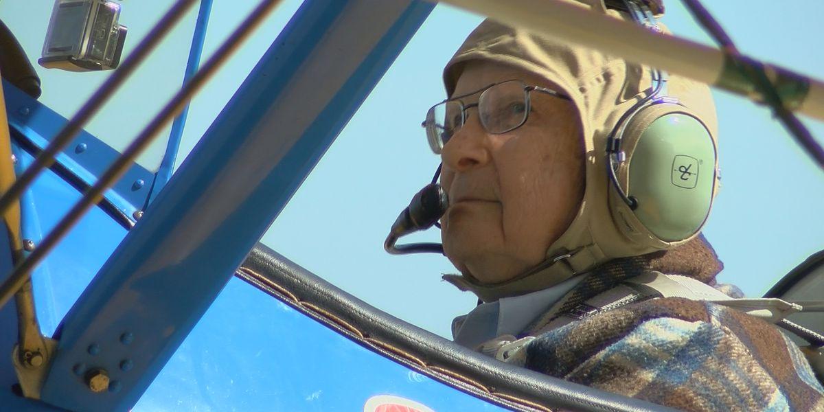 War veterans get 'dream flight' thanks to Ageless Aviation Dreams Foundation