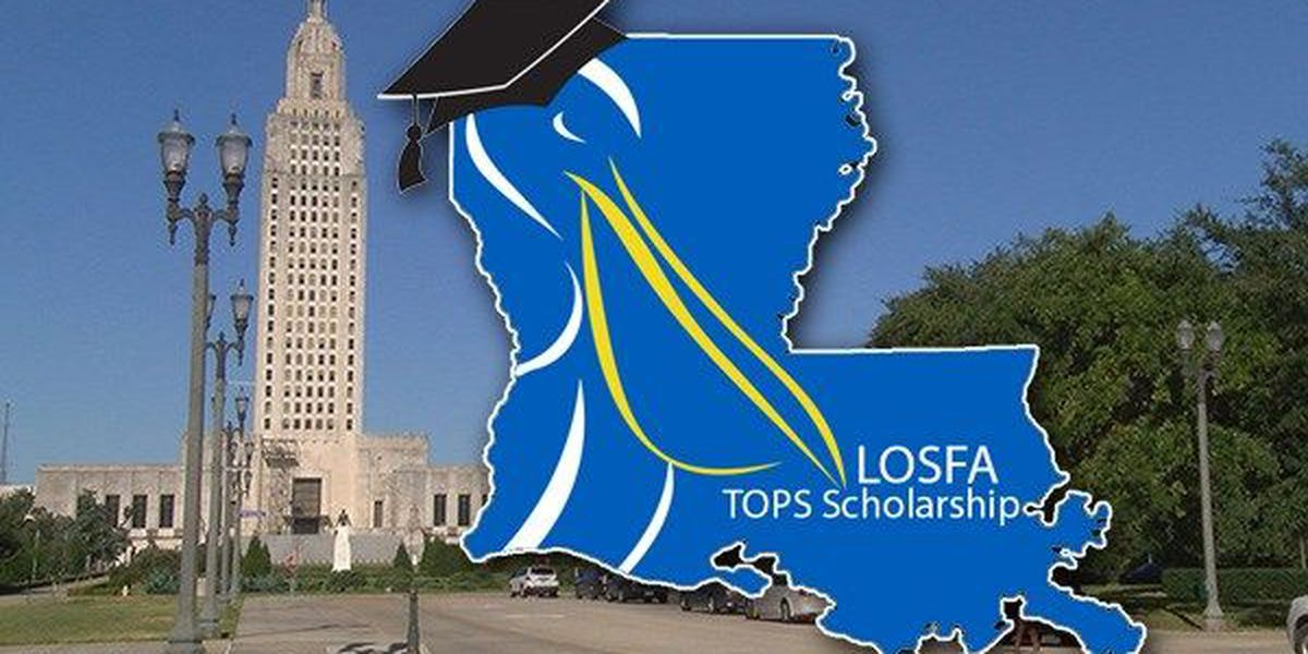 TOPS funding set to be front-loaded as Gov. Edwards doesn't veto amendment